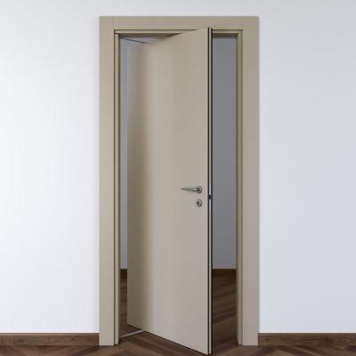 Porta da interno rototraslante Cinder grigio 80 x H 210 cm sx