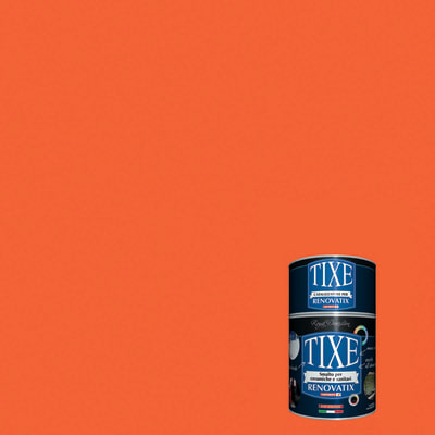 Smalto manounica  per sanitari Renovatix Tixe Arancio brillante 0,75 L