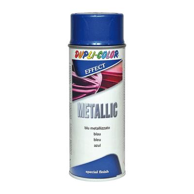 Smalto spray Metallic blu diamantato 400 ml