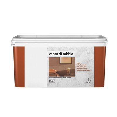 Pittura ad effetto decorativo Vento di sabbia Wenge 3 L