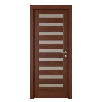 Porta da interno battente Malawi 4 60 x H 210 cm sx