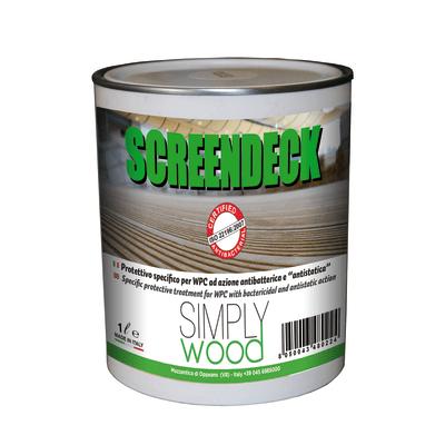 Prodotto per il trattamento protettivo del legno composito