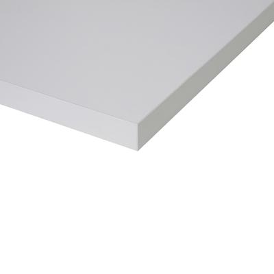 Piano cucina su misura laminato Luna bianco 6 cm