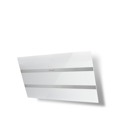 Cappa arredo muro verticale Faber Steelmax WH/X A80