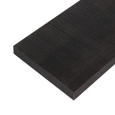 Pannello melaminico rovere scuro 25 x 600 x 1000 mm