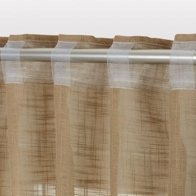 Tenda Amina Inspire tortora 200 x 280 cm
