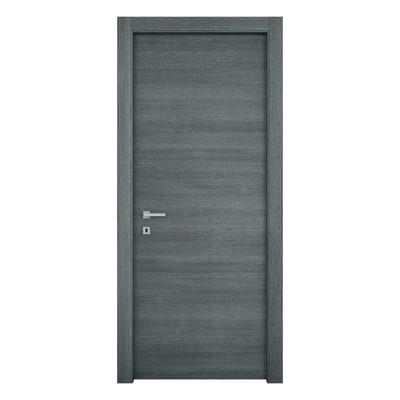 Porta da interno battente Starwood pietra 80 x H 210 cm reversibile