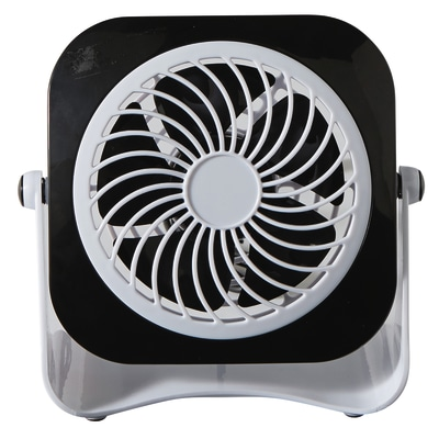 Mini ventilatore Equation Yea nero
