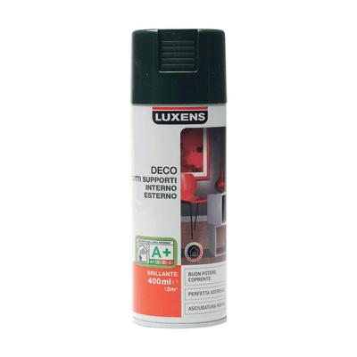 Smalto spray Deco Luxens Verde Acqua 1 brillante 400 ml