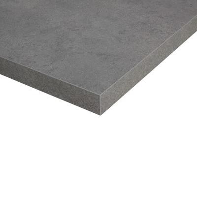 Piano cucina su misura laminato Porfido grigio 2 cm