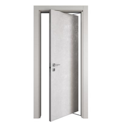 Porta da interno rototraslante Hunk luna 70 x H 210 cm dx