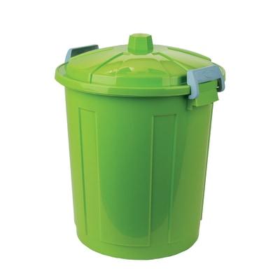 Pattumiera Tommy 50 L verde