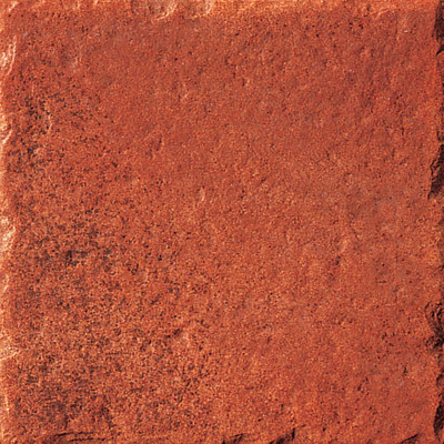 Piastrella Fuel 20 x 20 cm rosso