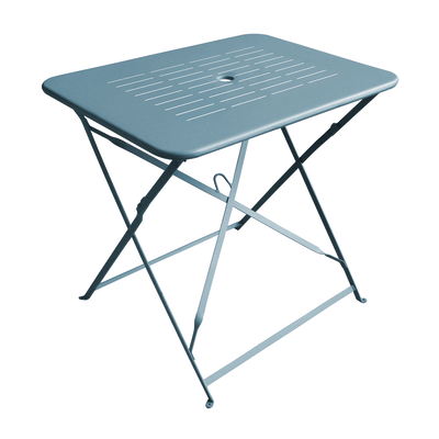Set Dolly tavolo + 2 sedie azzurro
