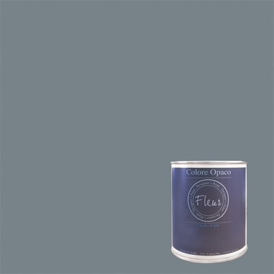 Idropittura traspirante smoky 0,75 L Fleur