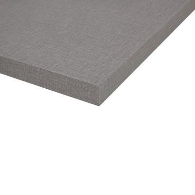 Piano cucina su misura laminato Sixty grigio 4 cm