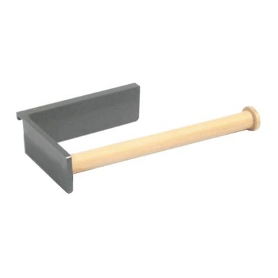 Porta rotolo Quadro grigio