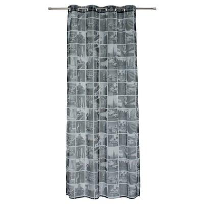 Tenda Chicago grigio 140 x 280 cm