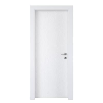 Porta da interno battente Hunk cemento calce 90 x H 210 cm sx