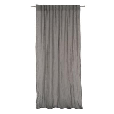 Tenda Lina grigio 140 x 300 cm