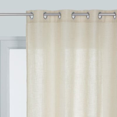 Tenda Charly beige 140 x 280 cm