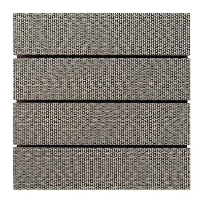 Piastrella Woven 30 x 30  cm x 32  mm beige