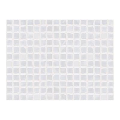 Piastrella Opus 25 x 33,3 cm bianco