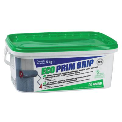 Aggrappante universale Eco Prim Grip Mapei grigio 5 kg