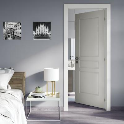 Porta da interno battente Chelsea bianco 60 x H 210 cm dx