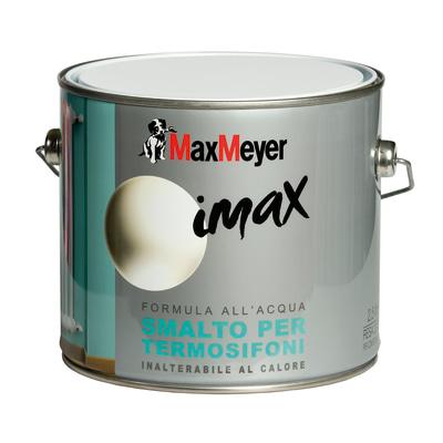 Smalto Termosifoni Imax Max Meyer Panna satinato 0,5 L