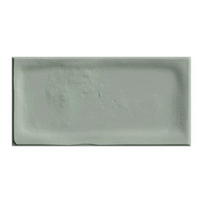 Piastrella Alfaro 7,5 x 15 cm verde