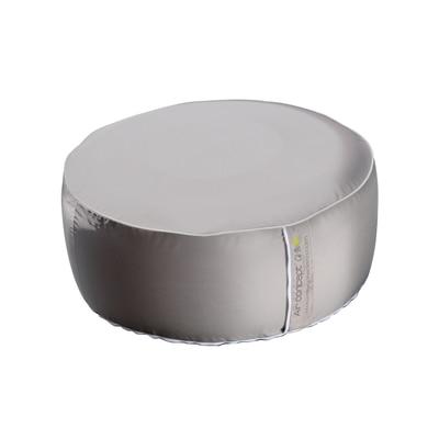Cuscino seduta grigio Ø 55 cm