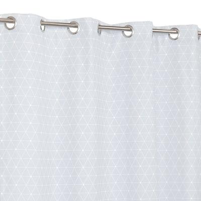 Tenda Antares grigio 140 x 260 cm