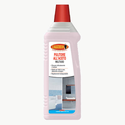 Detergente Maggiordomo all'aceto 1 L