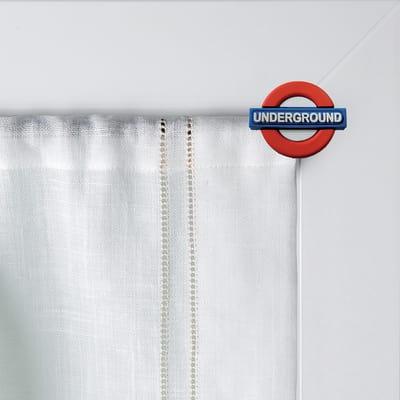 Gommini con calamita decorativa per astina Magnetic- Metropolitana in ABS