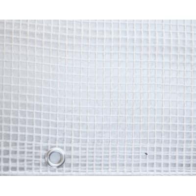 Telo protettivo occhiellato 3 x 2 m 150 g/m²
