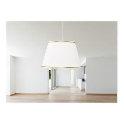 Paralume per lampada da tavolo personalizzabile Impero avorio