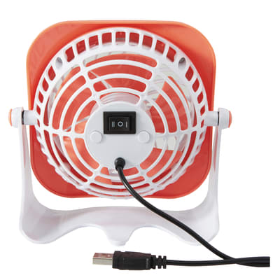 Mini ventilatore Equation Yea rosso