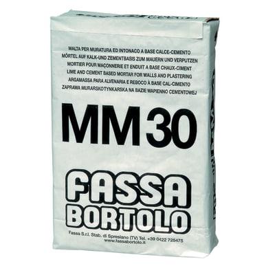 Malta da muratura MM 30 Fassa Bortolo 25 kg