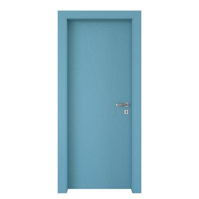 Porta da interno battente The Thing avio 90 x H 210 cm sx