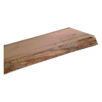 Tavola massello legno L 200 x P 48 cm grezzo prezzi e offerte online ...
