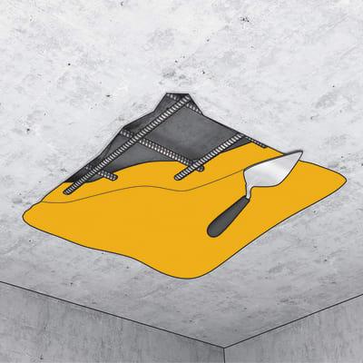 Malta cementizia MiniPack Concrete Repair Sika 5 kg