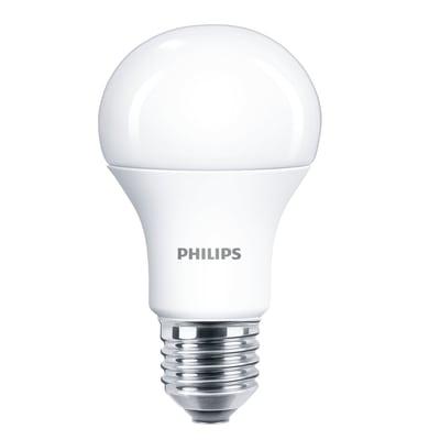 Lampadina LED Philips Hue E27 =75W goccia luce calda 150°