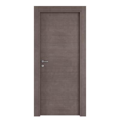 Porta da interno battente Autumn 60 x H 210 cm reversibile