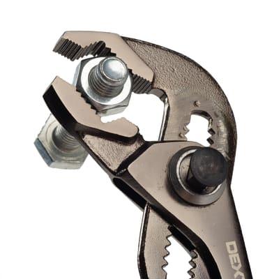 Pinza regolabile pappagallo DexterPro acciaio 250 mm