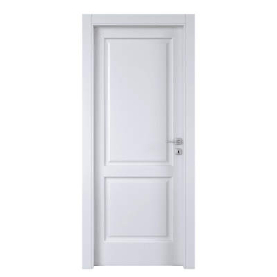 Porta da interno battente Dubhe bianco 70 x H 210 cm sx