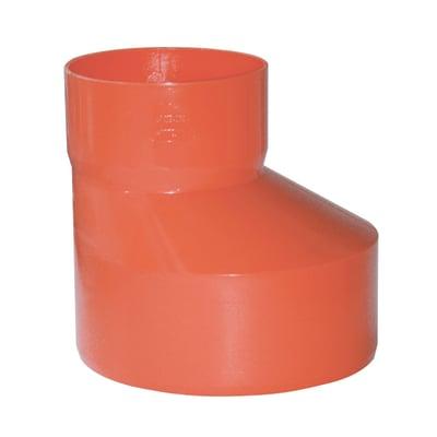 Aumento conico concentrico ø 63/80