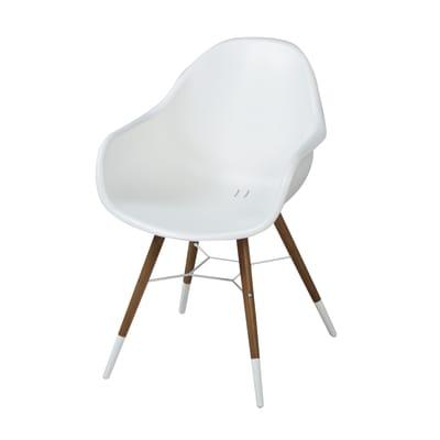 Sedia St.Tropez bianco