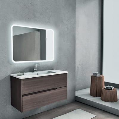 Mobile bagno moresco l 100 cm prezzi e offerte online leroy merlin - Rubinetti bagno leroy merlin ...