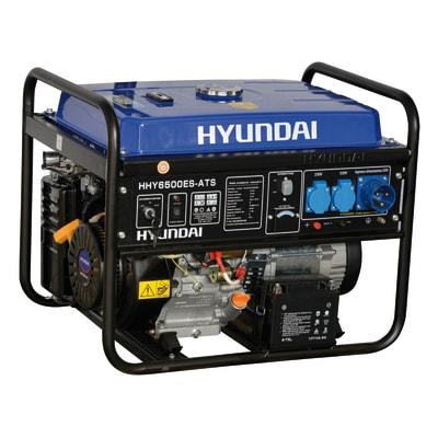 Generatore di corrente hyundai 5 5 kw prezzi e offerte for Generatore hyundai leroy merlin